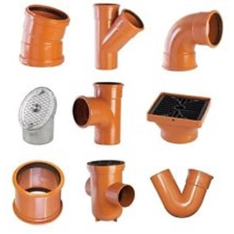 110mm Sewer Fittings