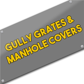 Gully Grates, Manhole & Channels
