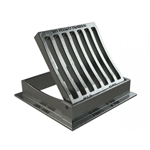B125 Gully Grate 225mmx225mmx50mm