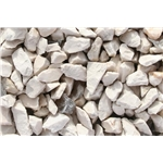 6mm Limestone Chips 25Kg Bag