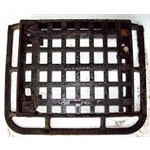 C250 Hinged Pedestrian Gully Grate