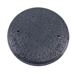 Inspection Ductile Cover B125 & Frame 460mm