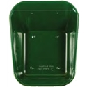 Wheelbarrow Body/Pan GREEN 90Litre