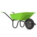Haemmerlin Vibrante Go 90 Litre Wheelbarrow